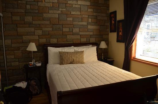 Bed & Breakfast du Village - BBV: Zimmer im Erdgeschoss