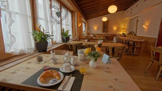 Hotel Arturo: sala colazioni