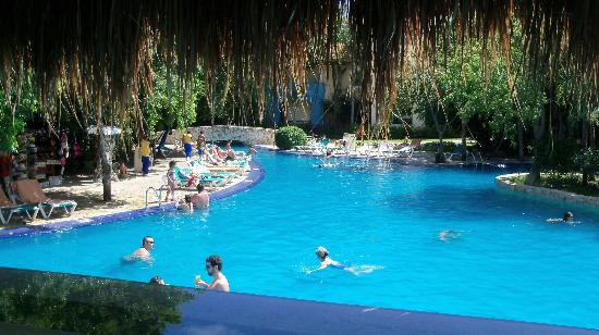 Pool Picture Of Occidental At Xcaret Destination Playa