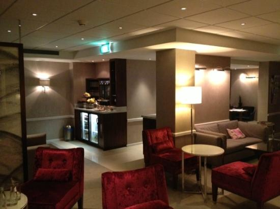 Hotel Okura Amsterdam: Executive room