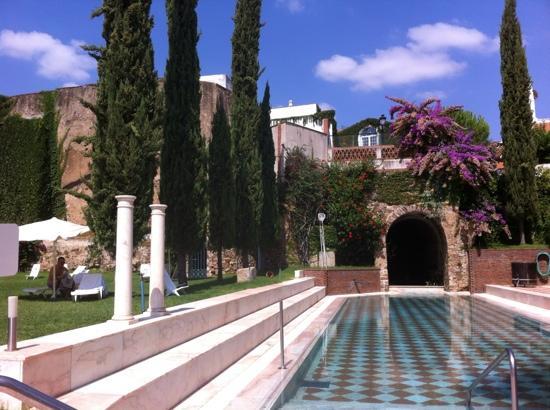 Gran Hotel Aqualange: termas romanas