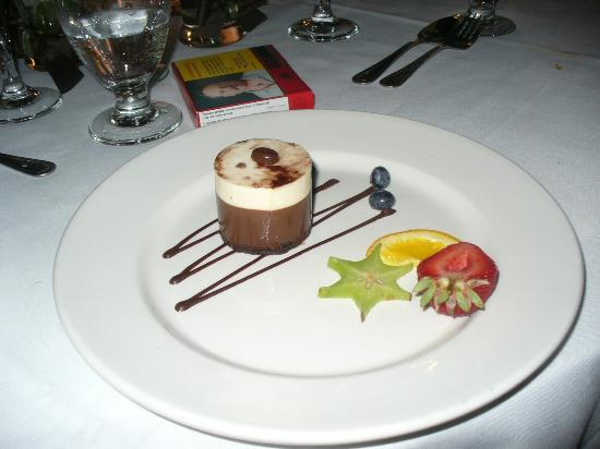 Le Grand Lodge Mont-Tremblant: Dessert