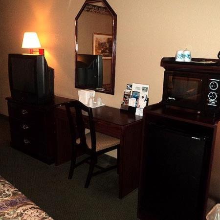 Continental Inn Charlotte Room
