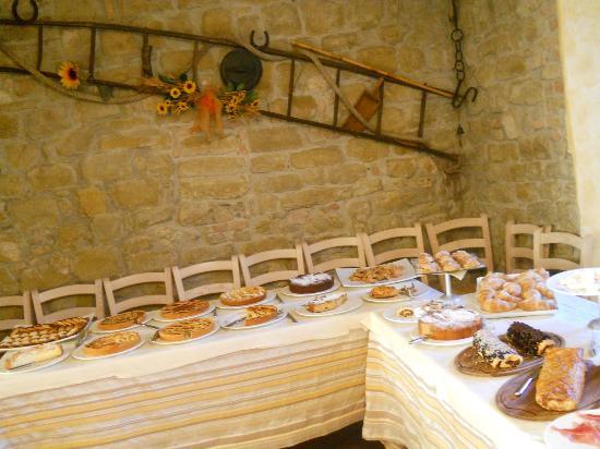 Agriturismo Il Melograno: colazione