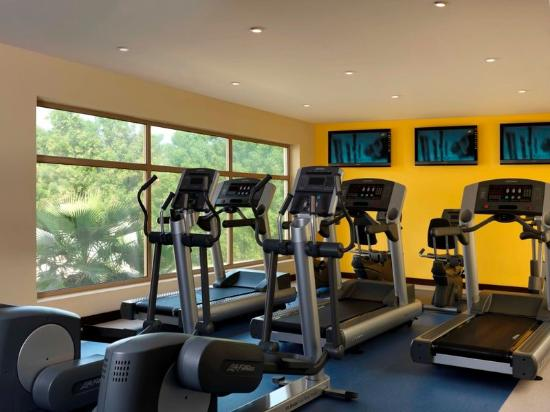 Park Inn by Radisson Al Khobar: Fitness Room