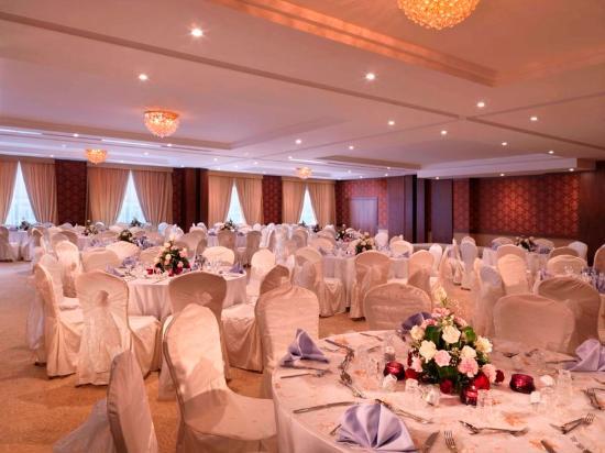 Park Inn by Radisson Al Khobar: Ballroom