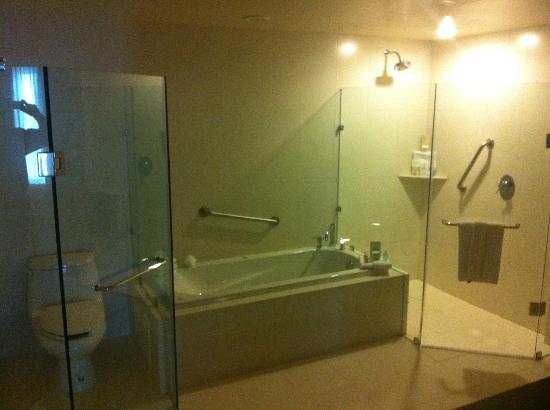 Bagno con jacuzzi - Picture of Crowne Plaza Hotel Monterrey ...