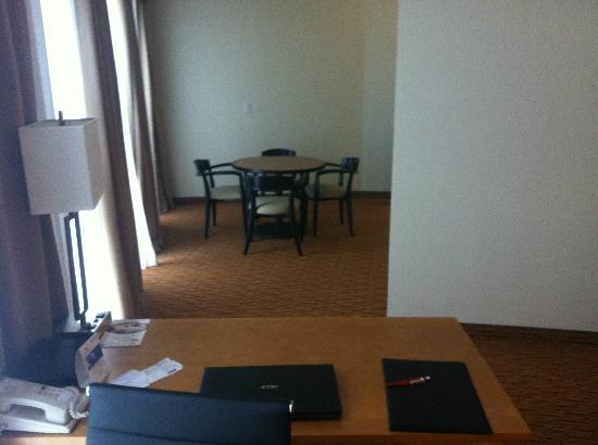 Crowne Plaza Hotel Monterrey Aeropuerto: Suite