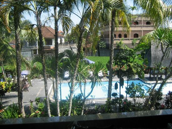 Cendana Resort and Spa: roomview