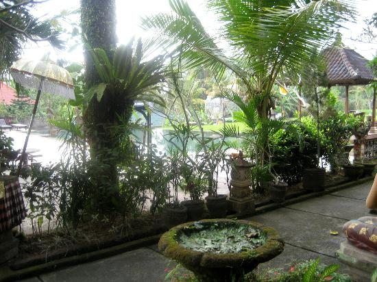 Cendana Resort and Spa: garden