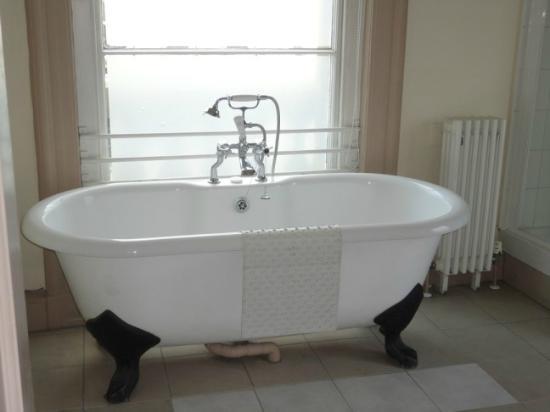 ميلسومز هوتل باث: Lovely Bathroom 
