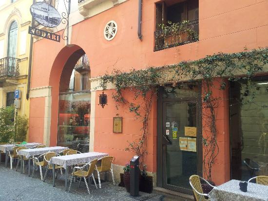 Ristorante Dai Nodari : Vista entrata ristorante