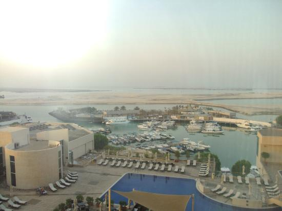 InterContinental Abu Dhabi: Room View