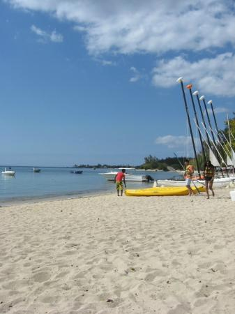 Club Med La Plantation d'Albion: Sailing club