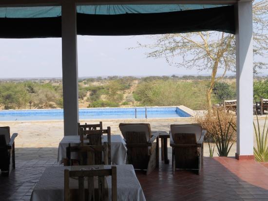 Osupuko Lodge: Osupuko Dining