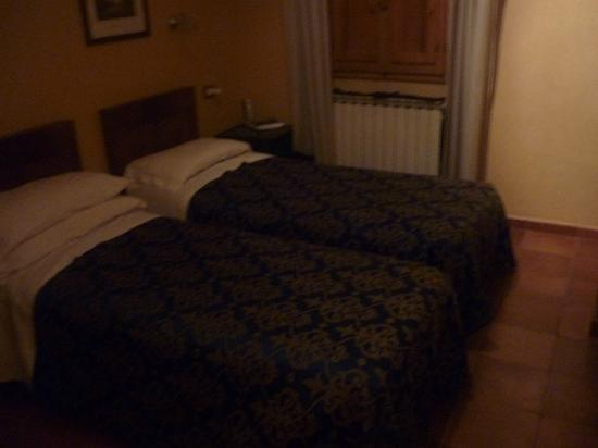 Hotel Kursaal Ausonia: Double room