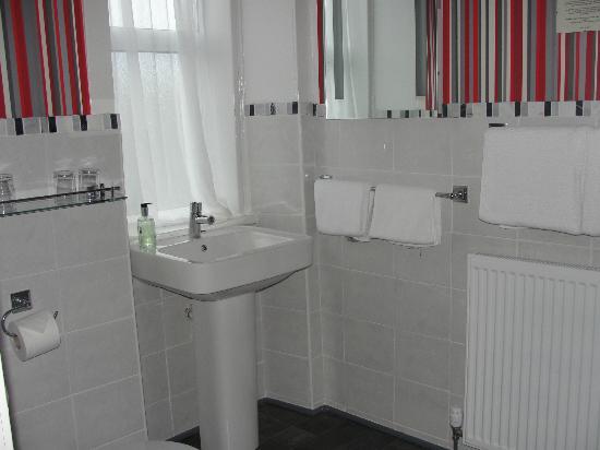 Rickwood House Hotel : Room 2 bathroom