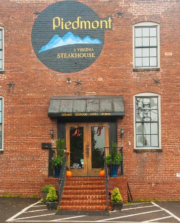 Piedmont - A Virginia Steakhouse