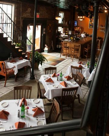 Main Floor Dining Picture Of Piedmont A Virginia Steakhouse