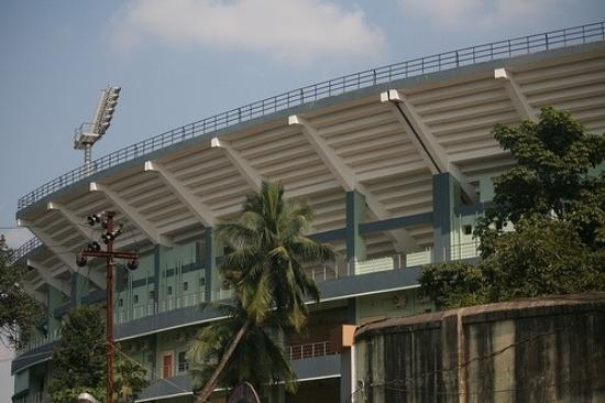 Cuttack, India: barabati stadium