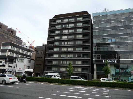 Citadines Karasuma-Gojo Kyoto: Hotel facade