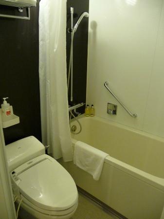 Citadines Karasuma-Gojo Kyoto: Bathroom