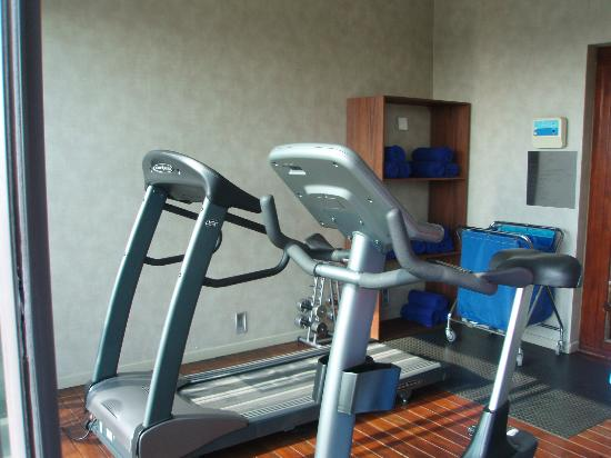 Hotel Barcelona Center: Gym