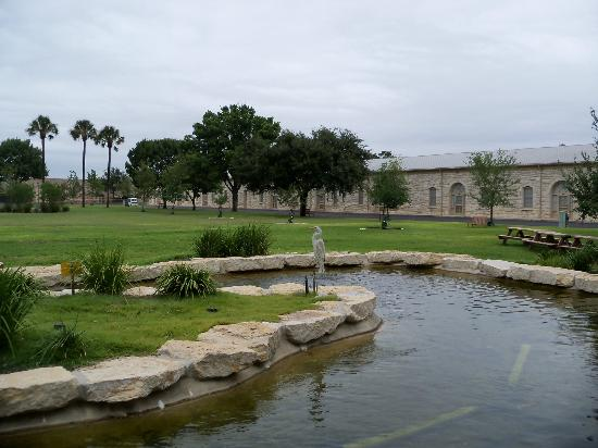 Houston To San Antonio >> Fort Sam Houston Picture Of Fort Sam Houston Quadrangle San