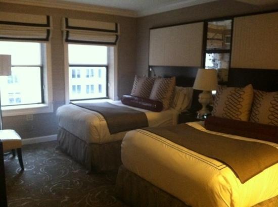 Hamilton Hotel Washington DC: double bed room