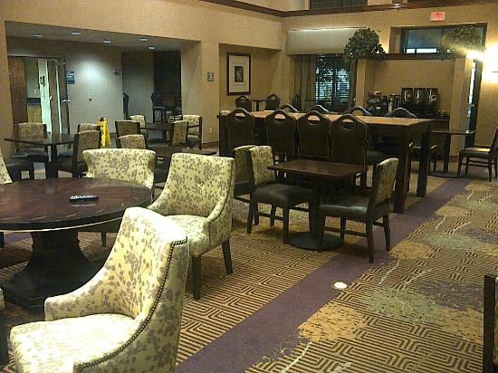 Homewood Suites by Hilton Minneapolis - Mall of America : lobby, dining area