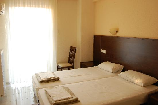 Hotel Achillion: Double room