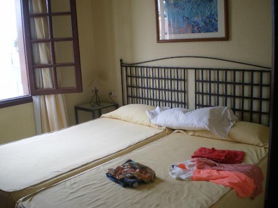 Fuentepark Apartamentos: Bedroom