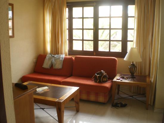 Fuentepark Apartamentos: Lounge