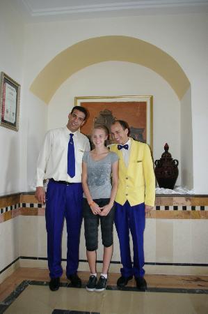 Medina Solaria & Thalasso: Hafedh , Hechmi und ich