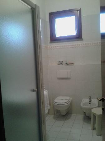 Hotel Sovestro: Il bagno