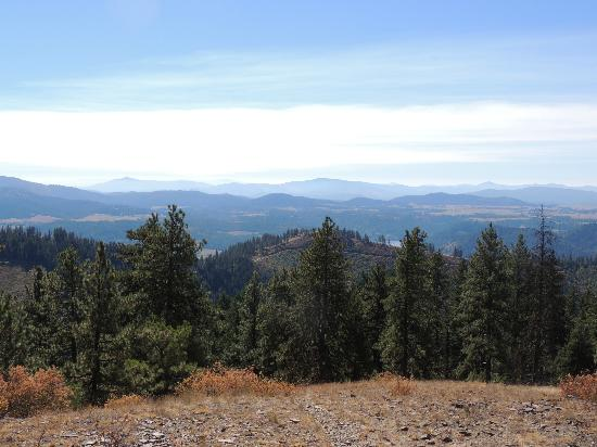 Red Horse Mountain Ranch: What a view!