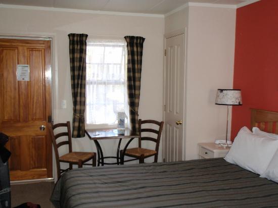 Victoria Lodge: chambre