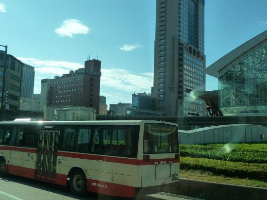 Garden Hotel Kanazawa : Hotel facade