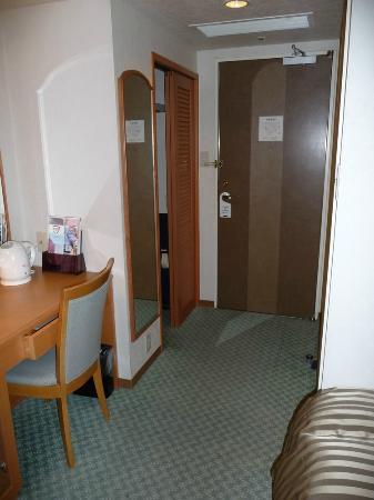 Garden Hotel Kanazawa : Entrance