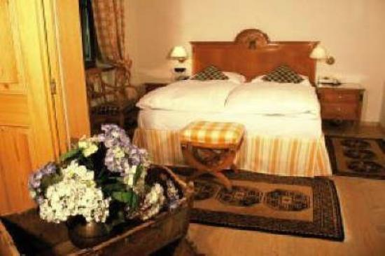 Hotel Schwarzer Adler: Suite