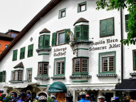 Hotel Schwarzer Adler: Schwarzer Adler - Detail