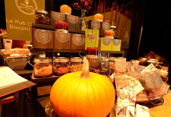Biscotti & Cie : Fall season