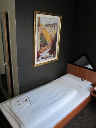 BEST WESTERN Hotel Nürnberg am Hauptbahnhof: Single bed