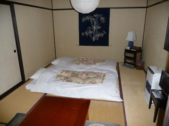 Rickshaw Inn: Bedroom