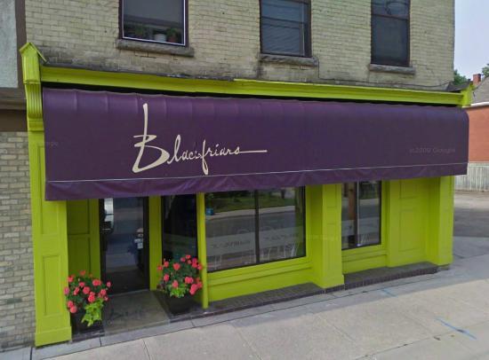 Blackfriars Restaurant London Ontario
