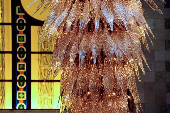Four Seasons Hotel Gresham Palace: Lobby detail