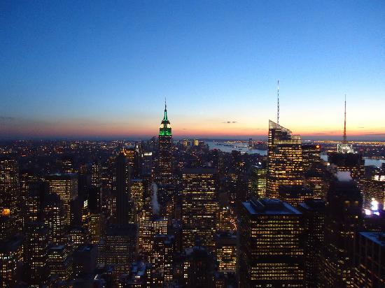 Nueva York, Estado de Nueva York: Empire State of Mind