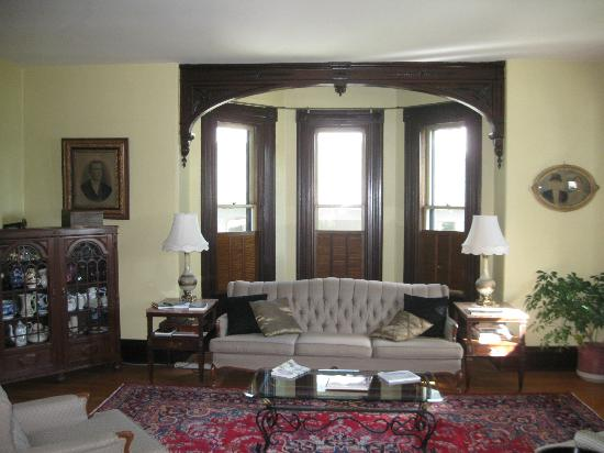 Brennan's Bed & Breakfast: Sitting room