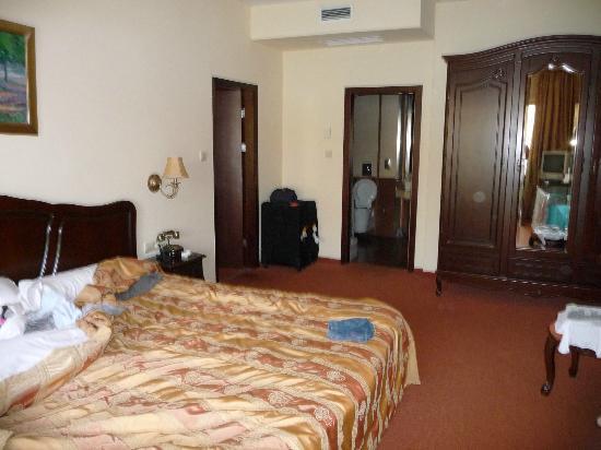 Grifid Hotels Club Hotel Bolero: Chambre parentale de la chambre familiale