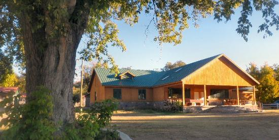 Glenwood, NM: Lodge at Los Olmos Guest Ranch